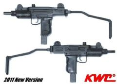 2011 KWC Uzi CO2 Version, Powerful Co2 Blow-Back System.